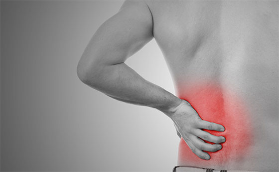 Back Pain - Massage Therapy